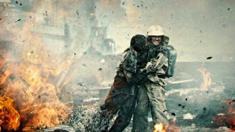 Постер фильма Чернобыль Бездна
