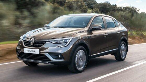Renault сертифицировала новый Arkana