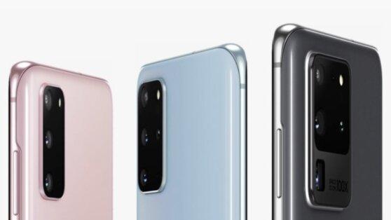 Samsung объявила дату начала продаж смартфонов Galaxy S20 в России
