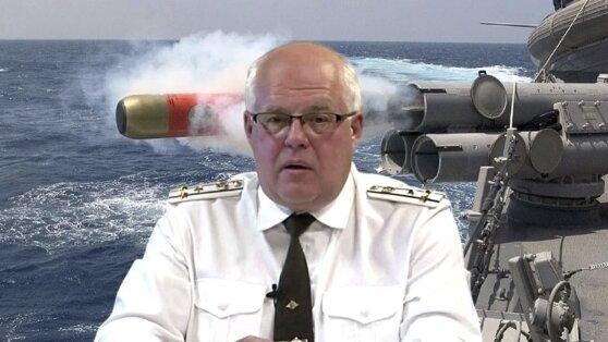 Перечислены преимущества новой перспективной российской торпеды