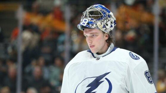Российский голкипер установил новый рекорд в НХЛ