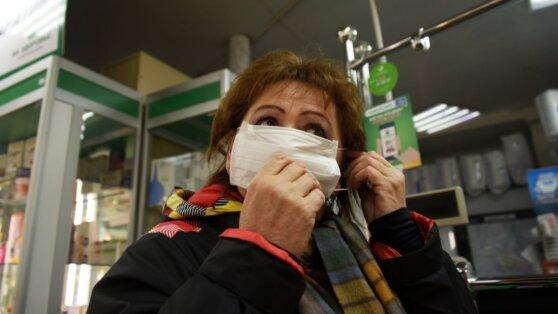 В России вводят ограничения на продажу масок