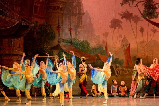 Бурятский театр оперы и балета 29 февраля представит балет «Талисман»