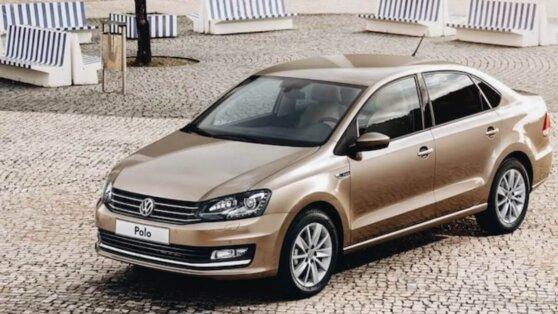 Volkswagen раскрыла подробности о комплектациях нового Polo для РФ