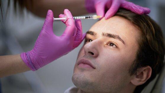 Перечислены любимые косметические процедуры мужчин