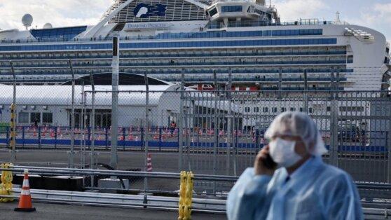 Побывавший на борту Diamond Princess эпидемиолог назвал ситуацию ужасающей
