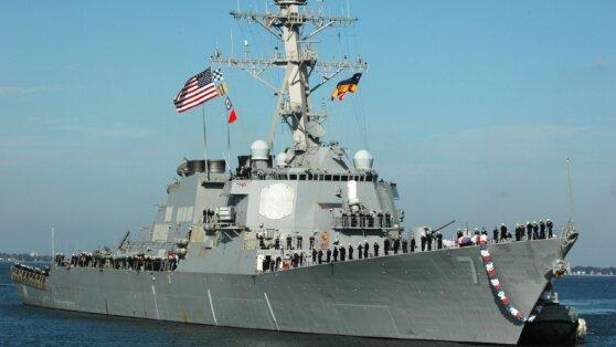 США объяснили заход эсминца Ross в Черное море