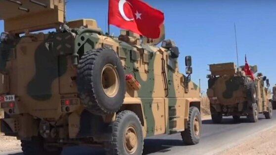 В Сирии был атакован турецкий военный патруль, один солдат убит