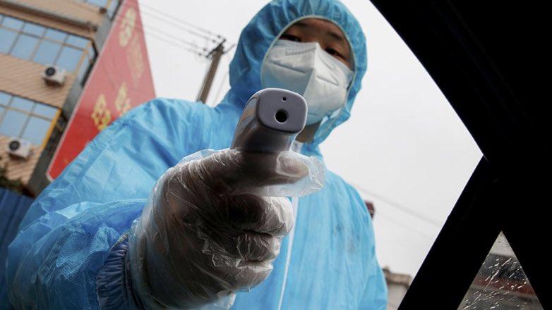 контроль температуры коронавирус