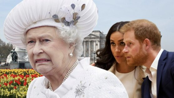 Меган Маркл и принц Гарри резко ответили Елизавете II