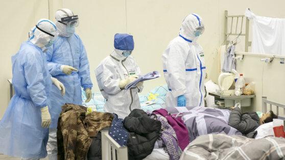 В Китае найден эффективный метод лечения коронавирусной инфекции
