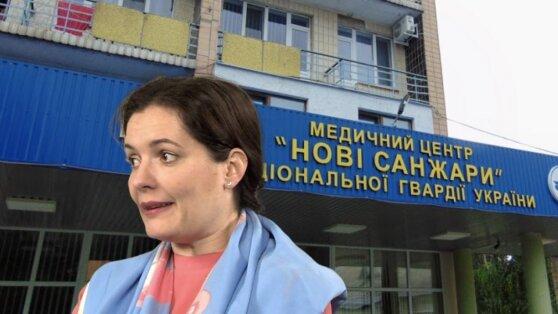 Министр здравоохранения Украины уехала из санатория с эвакуированными