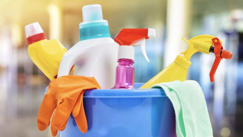 моющие средства бытовая химия