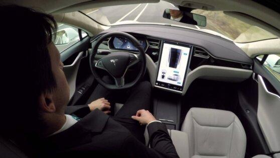 Хакеры взломали беспилотник Tesla
