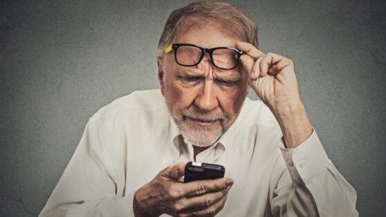 Названа причина возрастной потери зрения