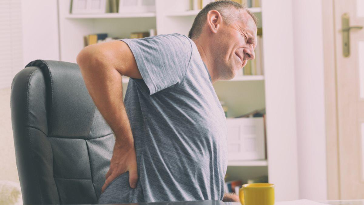 Боль в спине позвоночнике пояснице почки почке мужчина