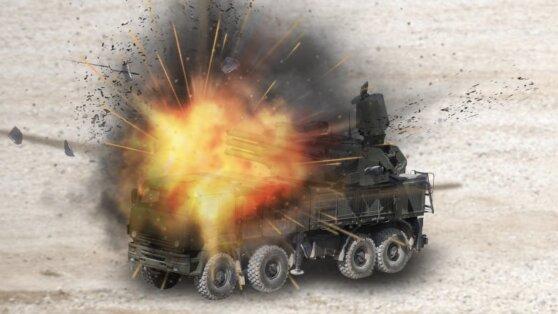 Уничтожение турецкими беспилотниками «Панцирь-С1» в Ливии назвали геноцидом