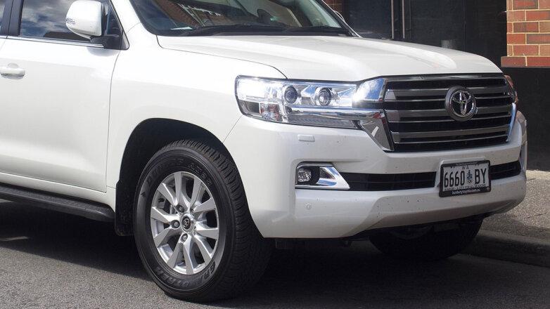 Toyota Land Cruiser Тойота Логотип