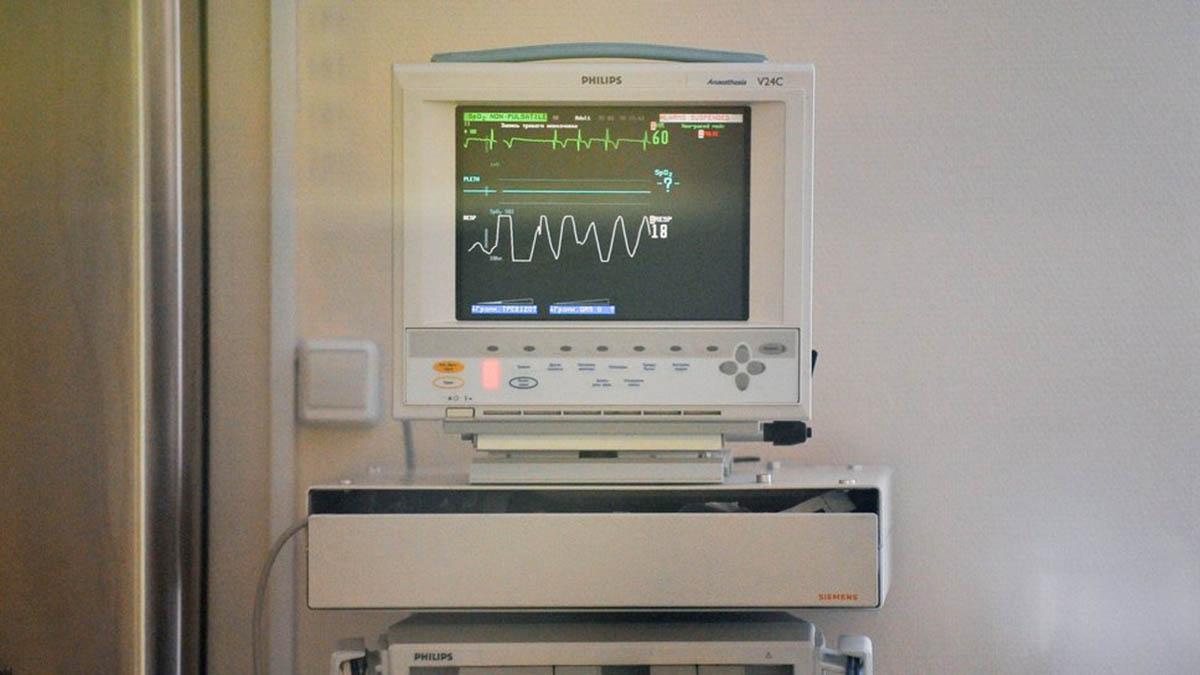 Электрокардиография Коронавирус Больница