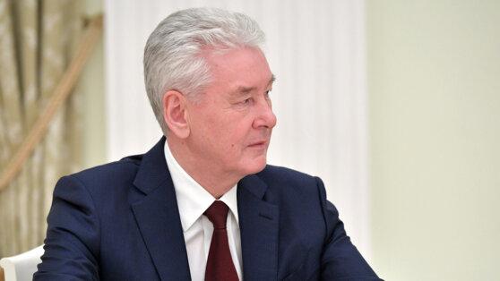 Собянин рассказал о выплате второй части матпомощи пожилым москвичам