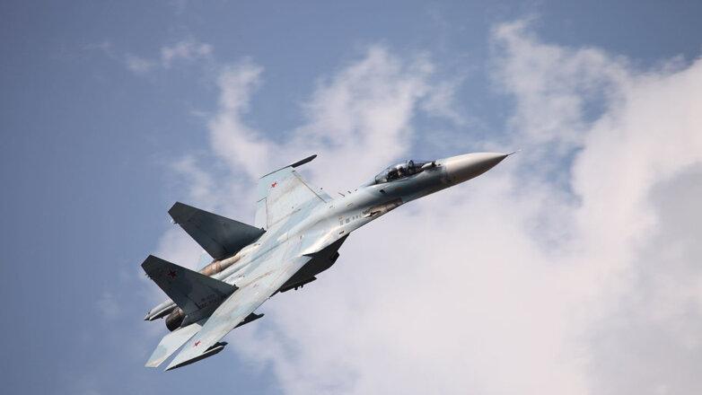 Су-27 Самолёт Истребитель