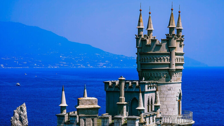 Крым Ялта Ласточкино гнездо