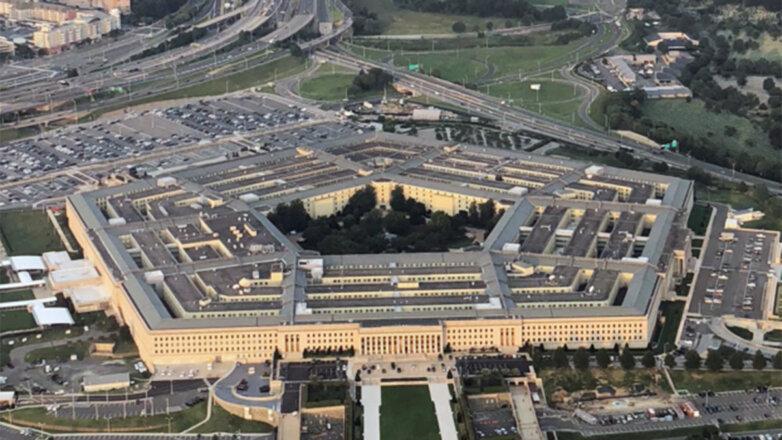 Пентагон штаб-квартира Министерства обороны США