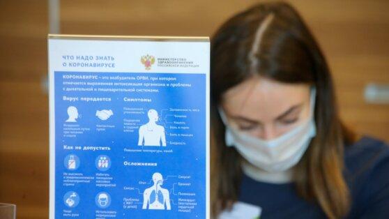 Ученые раскрыли данные о сроке жизни коронавируса в организме