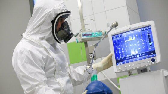 Минздрав предупредил о пике заболеваемости COVID-19 в России
