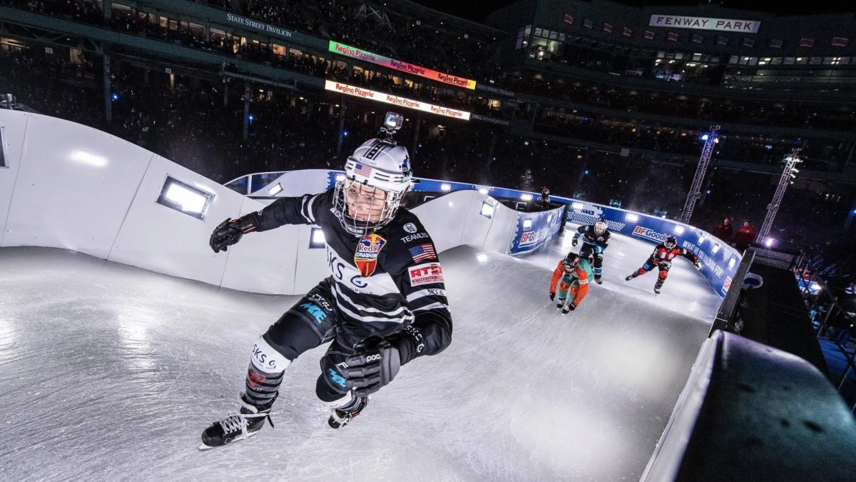 Чемпионат мира Red Bull Ice Cross
