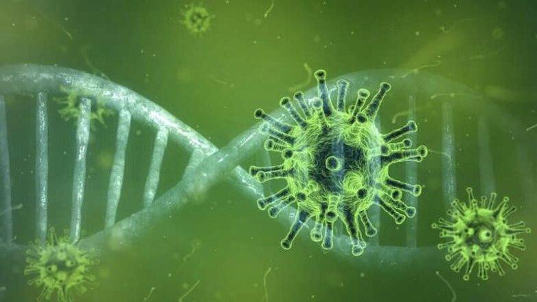 Геном коронавируса