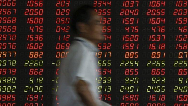 Hang Seng Index Азиатские биржи