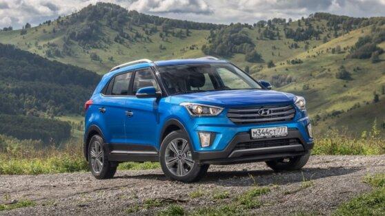 Стали известны самые продаваемые автомобили в России в сегменте SUV