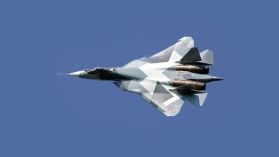 В Ростехе рассказали об испытаниях новейших истребителей Су-57