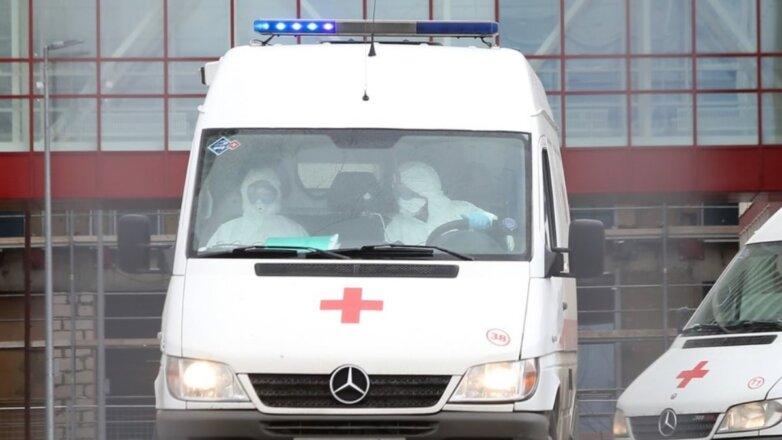 Коронавирус Россия скорая помощь