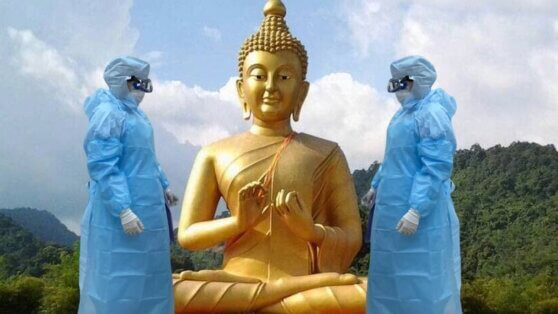 Жительница Таиланда повторно заразилась коронавирусом