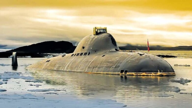 Подводная лодка проекта 705 Лира
