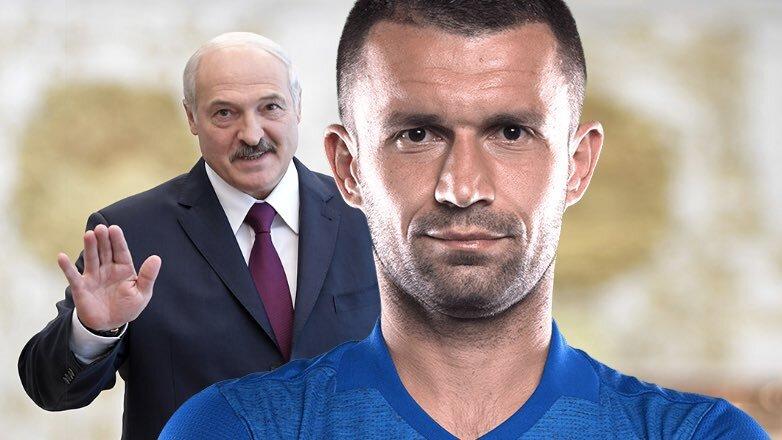 Лукашенко и Кисляк