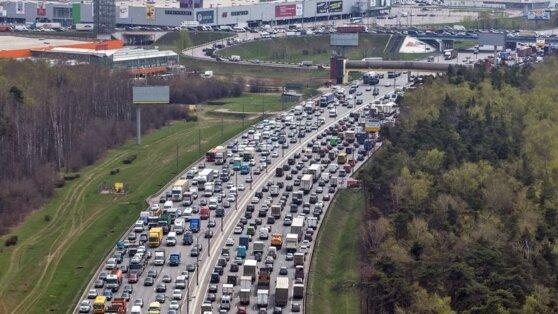 Режим самоизоляции не ограничит права москвичей на передвижение по городу