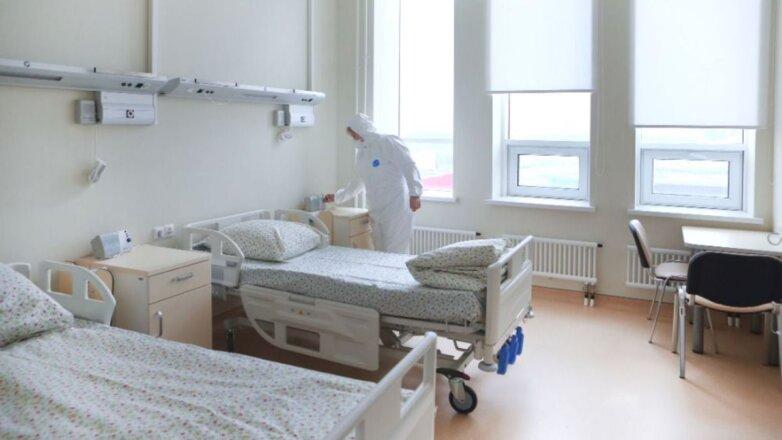 Больница палата коронавирус