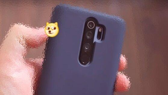 В сети появилось реальное фото смартфона Redmi 9