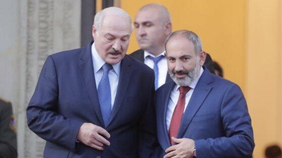 Лукашенко пожаловался премьер-министру Армении на стоимость российского газа