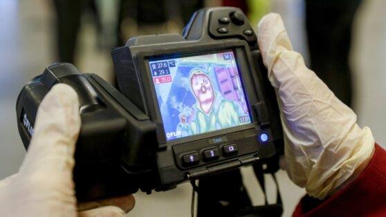 Специалисты рассказали об опасности измерения температуры в аэропорту