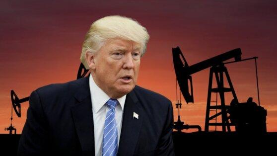 Трамп отказал России и Саудовской Аравии в сокращении добычи нефти
