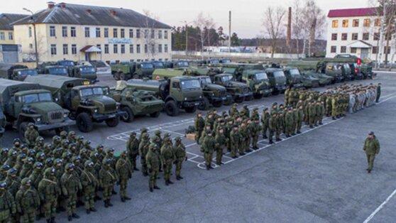 В России пройдут военные учения из-за коронавируса