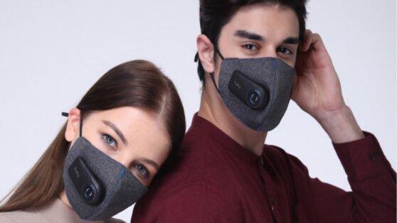 Xiaomi запатентовала защищающую от коронавируса маску