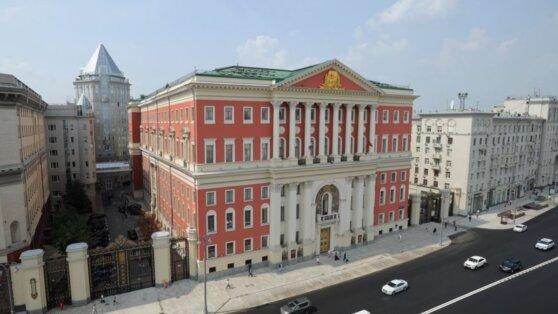 Песков переадресовал вопрос о спецпропусках для москвичей в мэрию