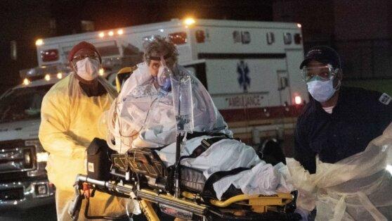 Стало известно о «странных» случаях смерти от коронавируса в Италии