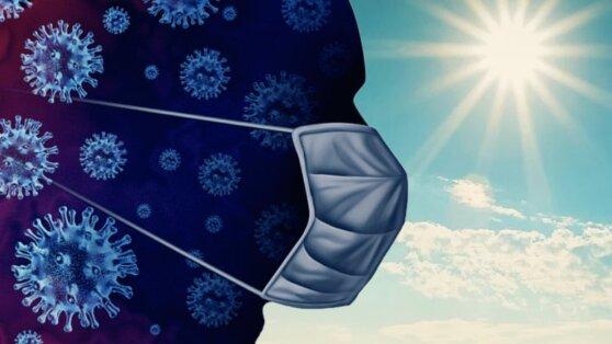 В Минздраве рассказали о влиянии погоды на распространение коронавируса