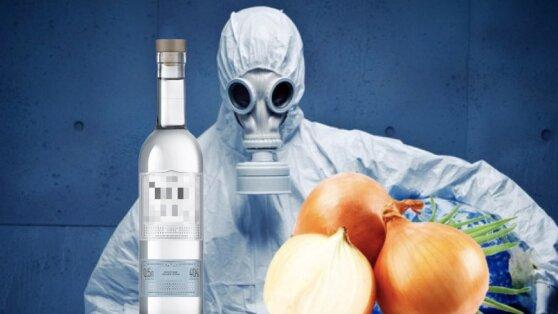 Врачи оценили пользу водки и лука для защиты от коронавируса